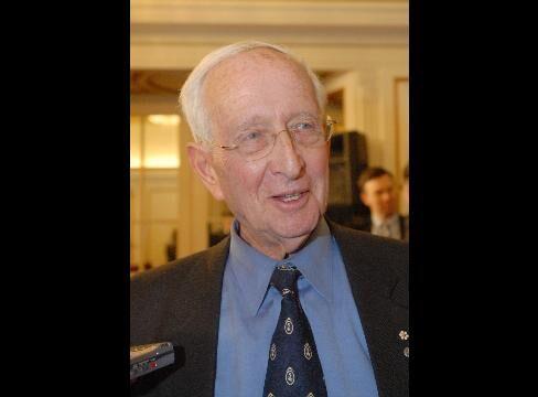 Stephen Jarislowsky, head of Jarislowsky Fraser Ltd.