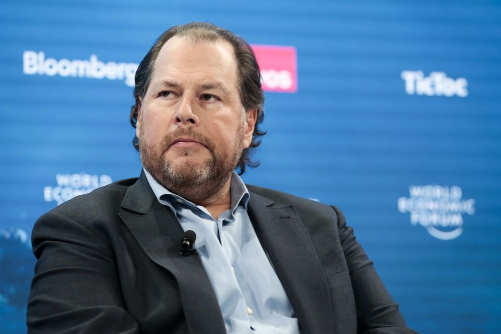 Salesforce Pays Up for Tableau, Continuing Benioff's Tradition