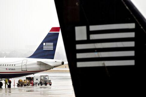 Near-Miss of US Airways Planes in Washington Probed by U.S. FAA