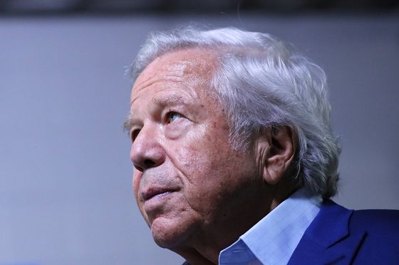 NFL Will Take 'Appropriate Action'in Robert Kraft Prostitution Matter