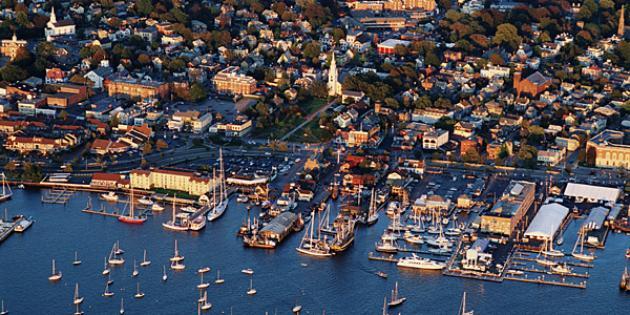 Fastest-growing city in Rhode Island: Newport