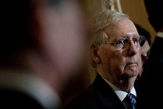 Key Senate Republican Bucks McConnell to Push for Drug Pricing