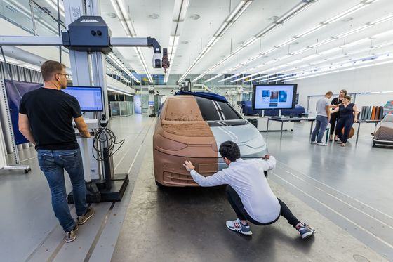 Volkswagen's Road to Riches or Ruin Starts in This Factory