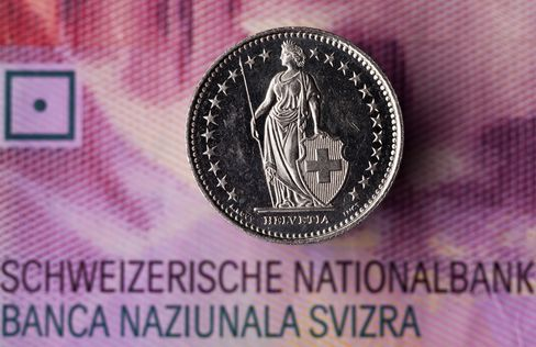 Swiss Haven Status Pulling 10-Year Borrowing Costs Toward Zero