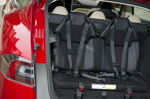 Tesla Model S Car