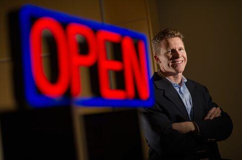 OpenTable CEO Matthew Roberts