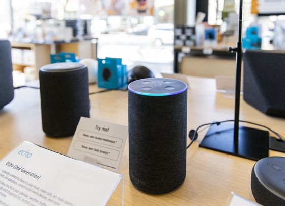 Amazon Workers Are Listening to What You Tell Alexa