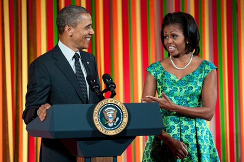 Obamas Paid 18.4% in Federal Taxes on $608,611 of Income in 2012
