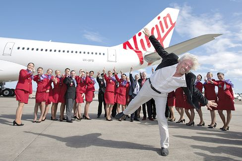 Delta Might Use Virgin to Become a Player in London