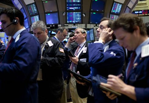 Junk Overtakes Stocks as Cash Inundates Funds