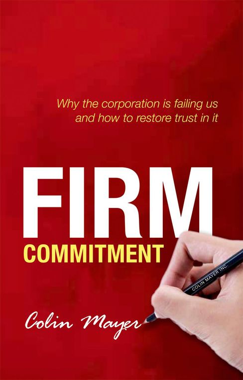 'Firm Commitment'