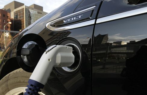 GM Volt, Toyota Plug-In Prius Buoy U.S. Rechargeable-Car Sales