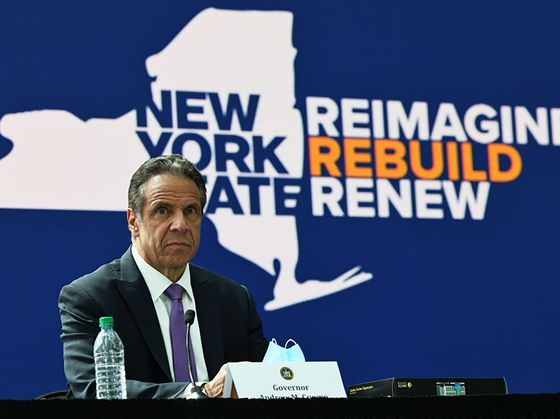 Cuomo's Political Path Brightens as Impeachment Inquiry Drags On