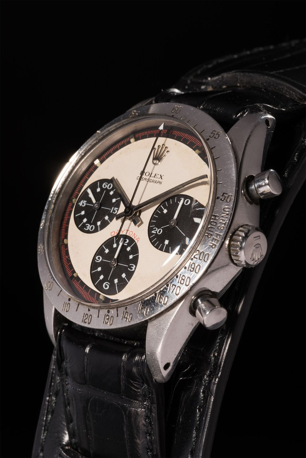 Paul Newman S Daytona Rolex Sells For A Record 17 8 Million Bloomberg