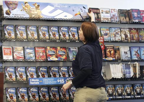Blockbuster Files Bankruptcy After Online Rivals Gain