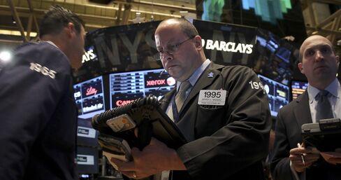 U.S. Stocks Decline on China Growth Concern Amid Ukraine Crisis