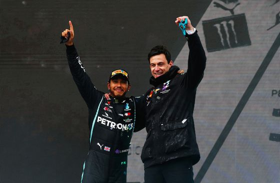 The World's Best Formula One Team Is Looking Beyond Victory Laps