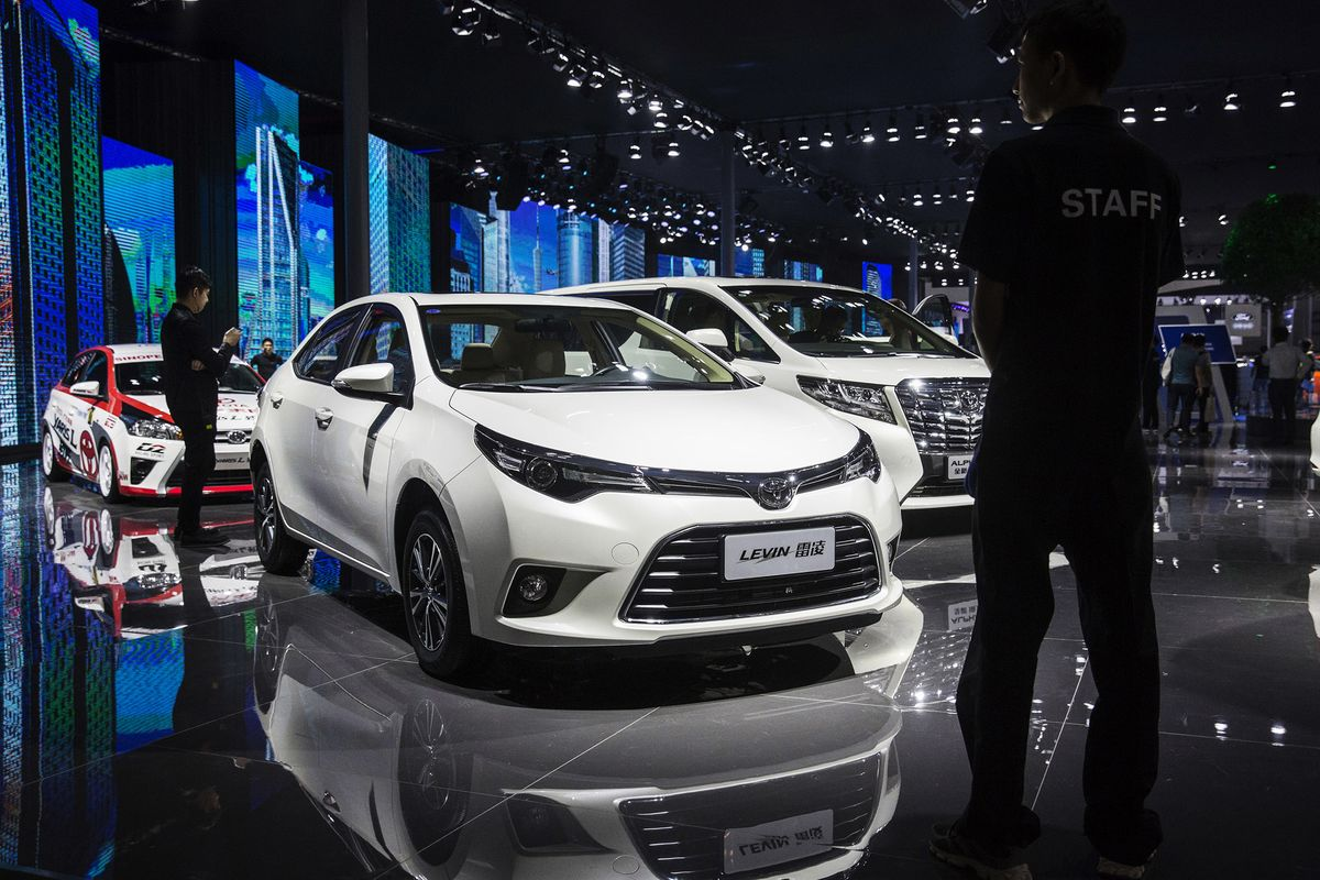 Toyota To Re Enter Electric Vehicles From 2020 In China India