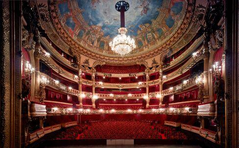 Theatre Royal de la Monnaie