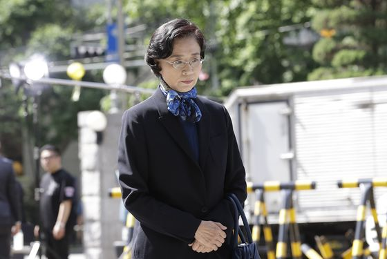 'Nut Rage' Family Matriarch Convicted of Assault, Yonhap Says
