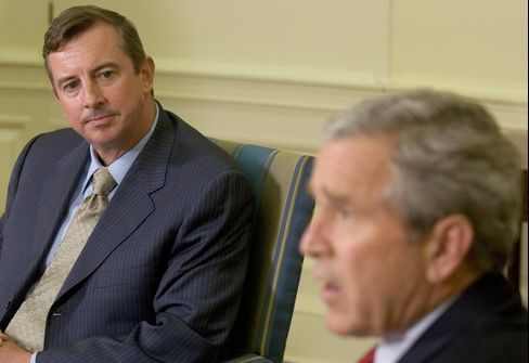 Former U.S. President Bush & White House Counselor Ed Gillespie