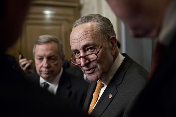 Schumer Splits With New York's Cuomo Over Amtrak Role in Gateway