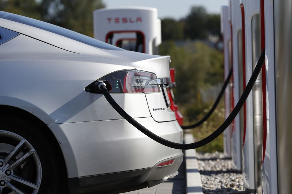 Electric Vehicles Day Will Come And It Might Suddenly California S