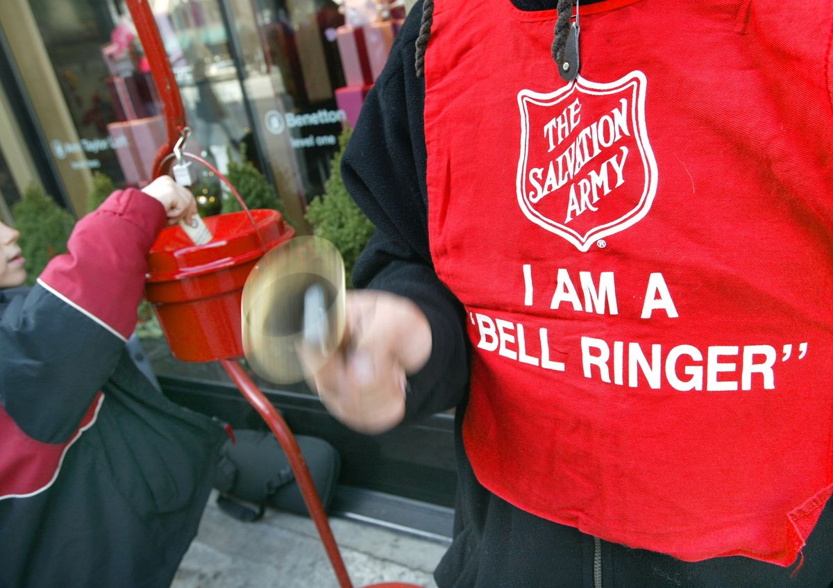 The Salvation Army's Actions Speak Louder Than Its Theology