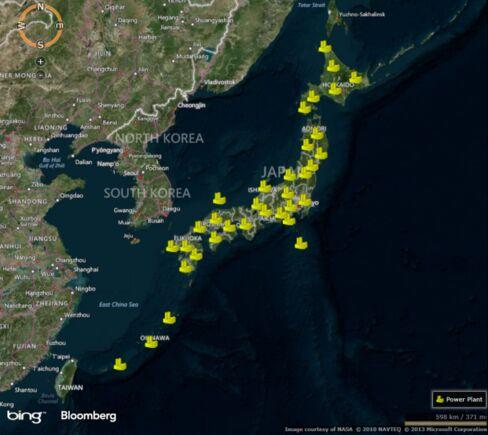 Japan Solar Installations