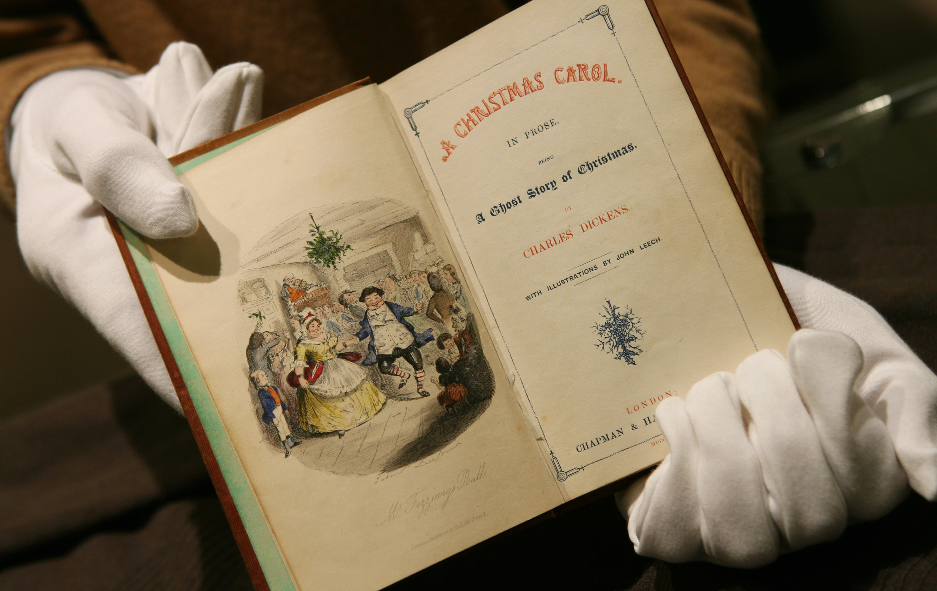 Who Wrote A Christmas Carol.A Christmas Carol Is Not Charles Dickens Only Holiday Story