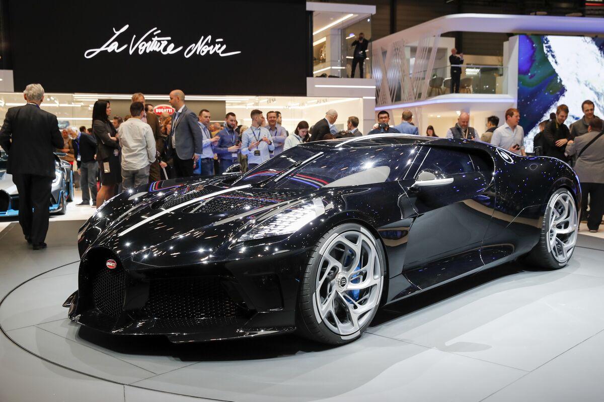 Geneva Auto Show Ferrari Bugatti Lamborghini In Pictures Bloomberg