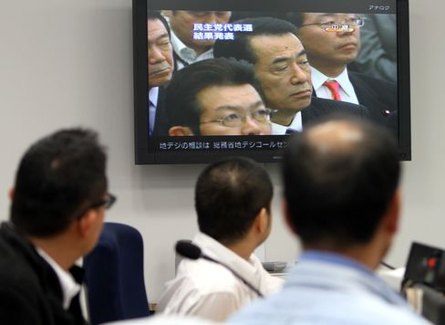 Japan's Intervention Odds Rise Even as Kan Stays