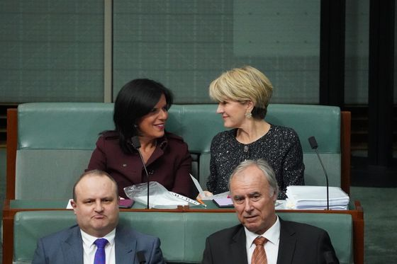 Australian Government Has a Woman Problem. It Just Got Worse