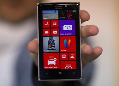 The Nokia Lumia 925 Windows Phone