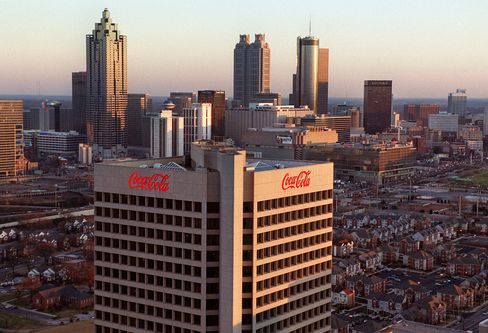 Coca-Cola's Atlanta Headquarters