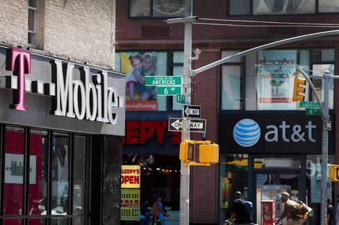 U.S. Files Antitrust Complaint to Block AT&T, T-Mobile Deal