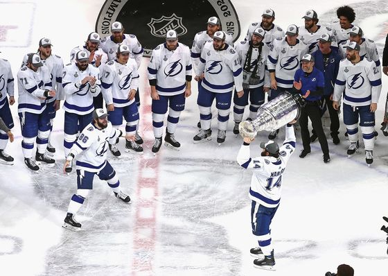 TNT, TBS to Share NHL Rights With ESPN in Seven-Year Deal