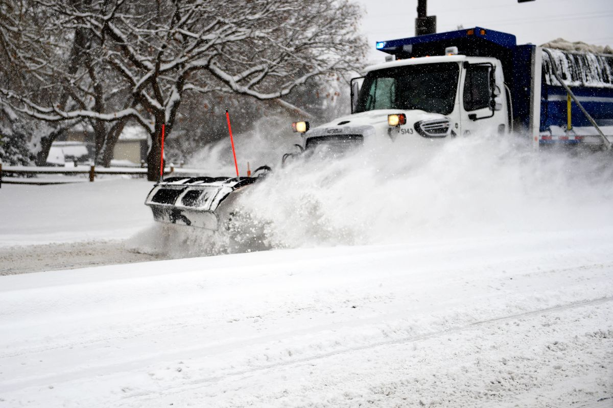 The Snow Removal Business Is a Mess - Bloomberg