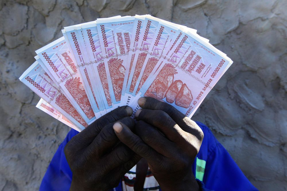 Zimbabwe Introduces New Currency