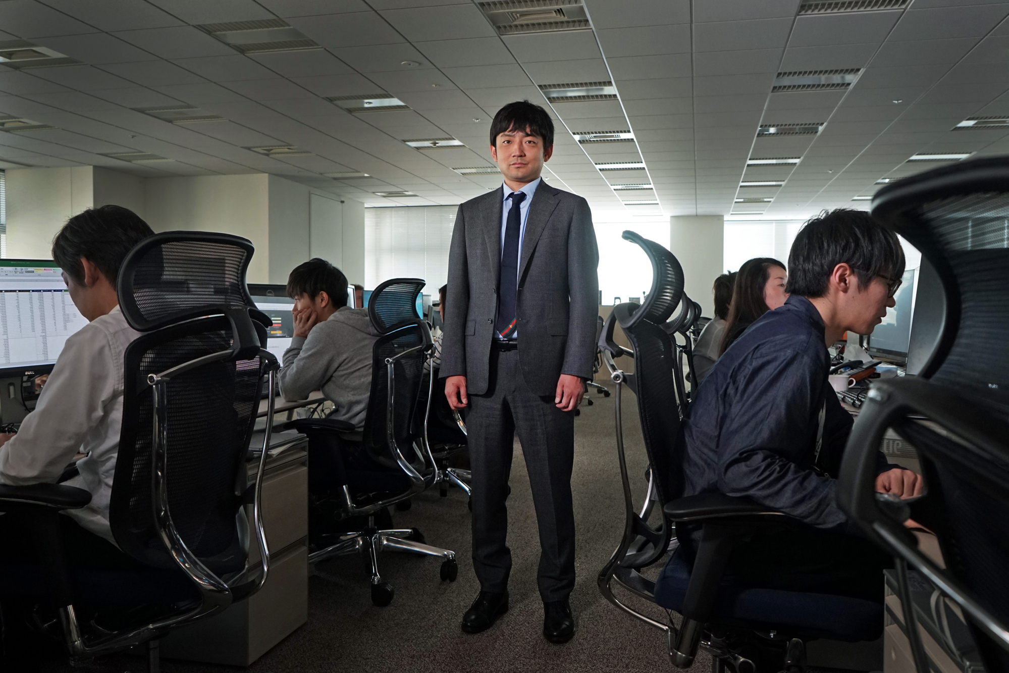 Japan's Bitcoin King Poaches Wall Street Talent for Crypto Empire