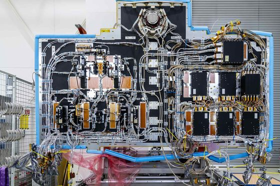A Family-Owned German Satellite Company Wants to Launch Rockets as Well