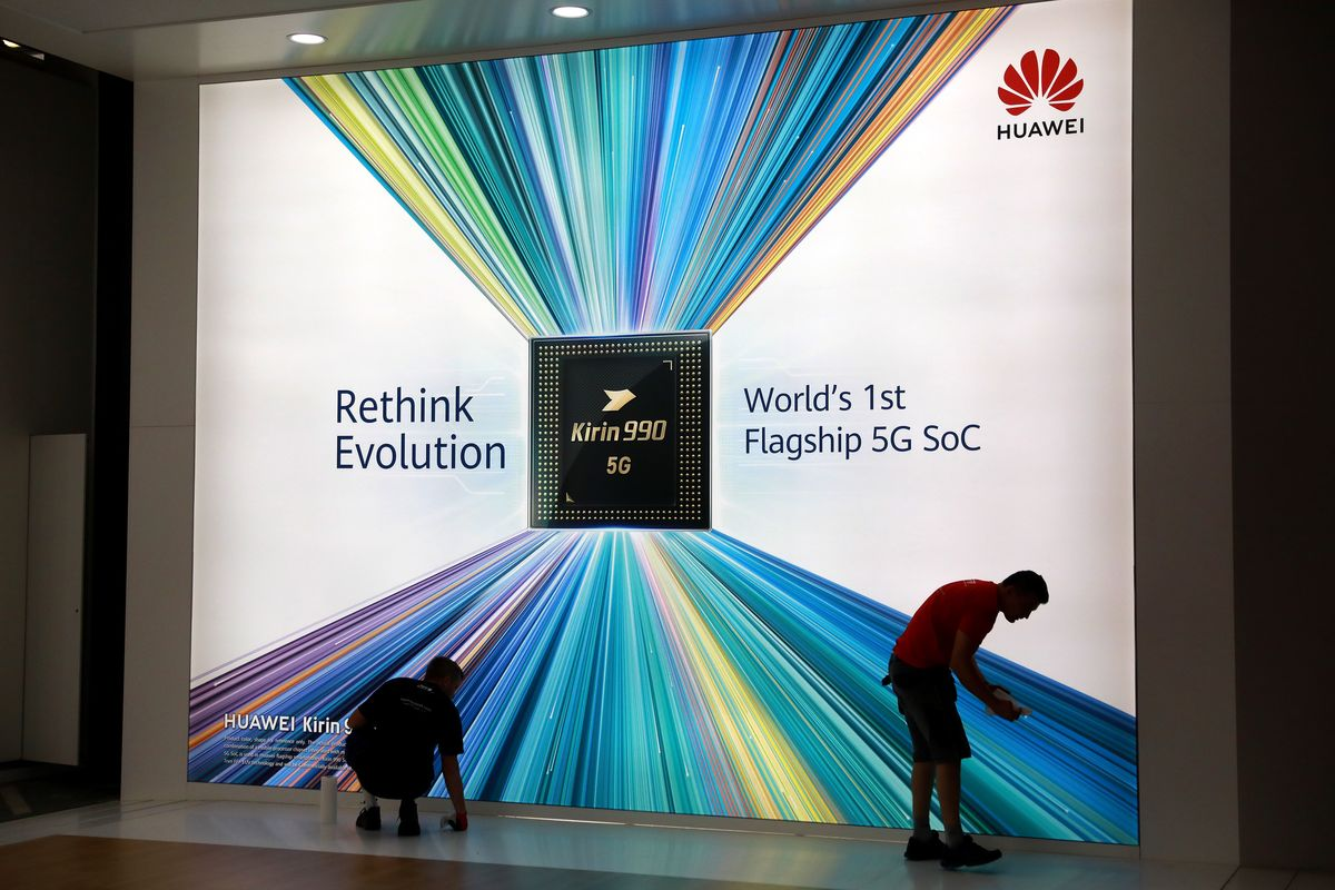 U.S. to Tap $60 Billion War Chest in Boon for Huawei Rivals