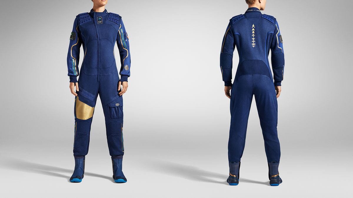 Under Armour Now Makes Spacesuits. Is That Good Business?