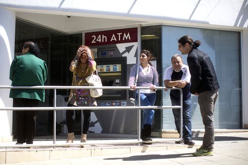 Demetriades Says Cyprus Central Bank's Independence Under Attack