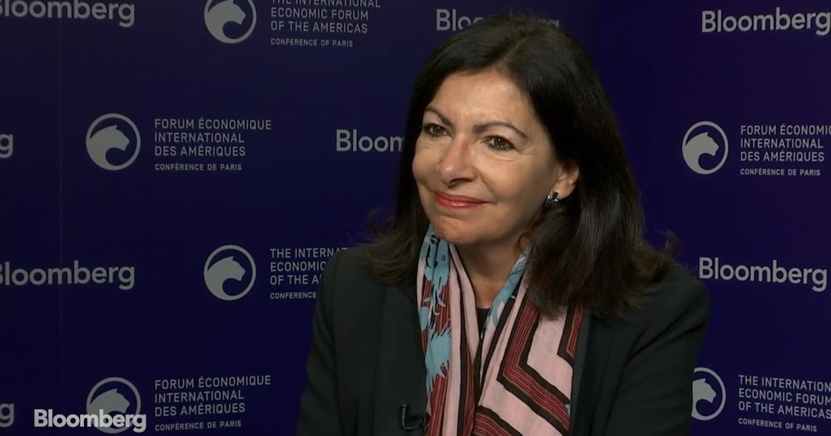 Paris Mayor Anne Hidalgo on How To Make the City More Attractive, If Re-elected in 2020