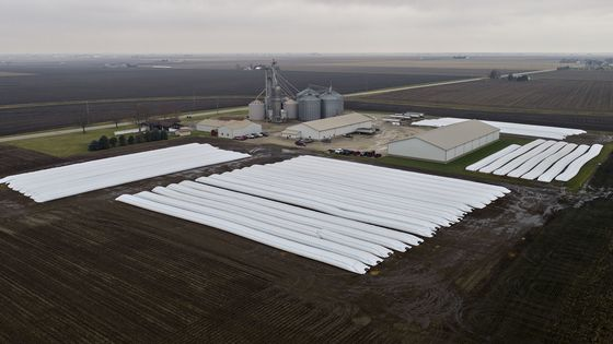 Frozen Out of China, American Farmers Refuse to Sell Their Soy