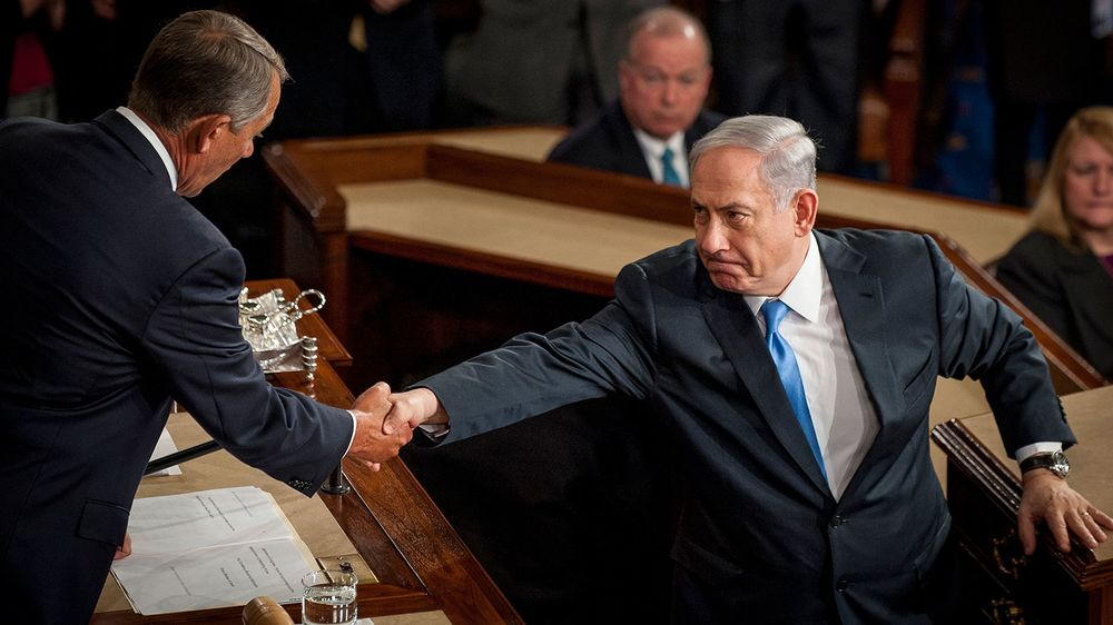Bloomberg Politics National Poll Finds Deep Partisan Split on Israel and Iran
