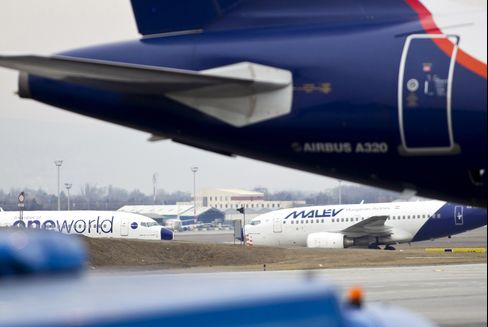 Hungary's Malev Folds as Euro Crisis Claims Second Carrier