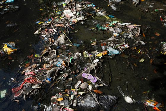 Treating Plastic as Currency Helps Keep It Out of the Ocean