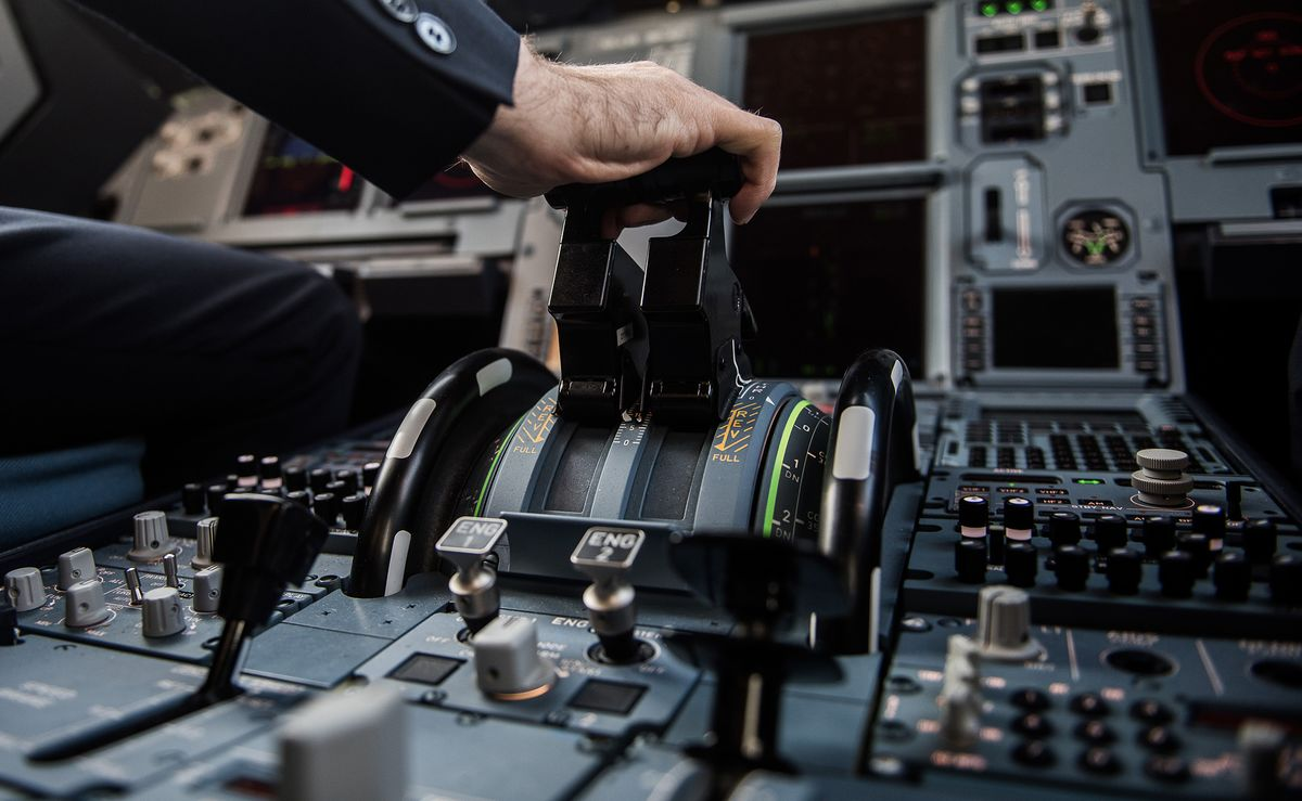 637,000 New Pilots Will Be Needed in 20 Years